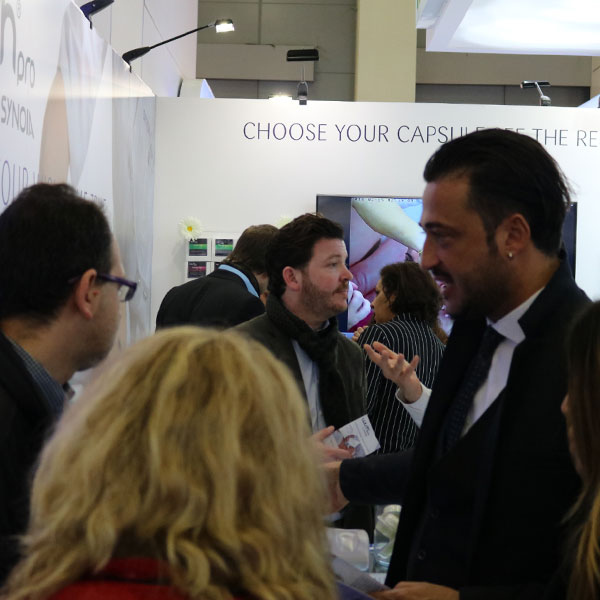 THANK YOU FOR VISITING US AT OUR WISHPRO BOOTH – COSMOPROF BOLOGNA