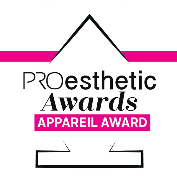 WISHPRO - Winner of the PRO Esthetic Awards - Belgium